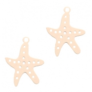 Bohemian charms seastar Creamy Peach