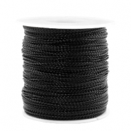 Trendy cord metal style wire 0.5mm Black