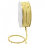 Stitched Elastic Ibiza Ribbon Gold