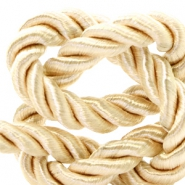 Trendy cord weave 10mm Gold