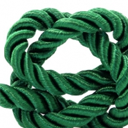 Trendy cord weave 10mm Classic green