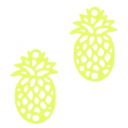 Bohemian charms pineapple Neon Yellow