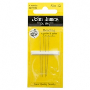 Griffin tools John James needles Silver