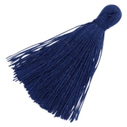 Tassels basic 3cm Midnight Blue