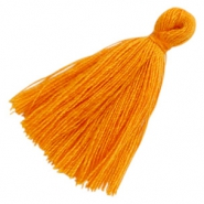 Tassels basic 3cm Pumpkin Orange