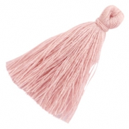 Tassels basic 3cm Antique Pink