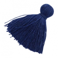 Tassels basic 2cm Midnight Blue