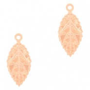 Bohemian charms leaf Rose Gold