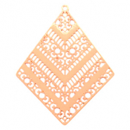 Bohemian charms rhombus Rose Gold (nickel free)
