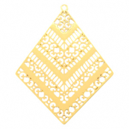 Bohemian charms rhombus Gold (nickel free)