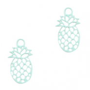 Bohemian charms pineapple Turqoise Green (nickel free)