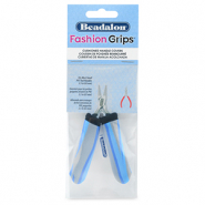 Beadalon Fashion Grips Tool Covers Tiger Blue