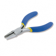 Beadalon Mini Flat Nose Pliers Blue