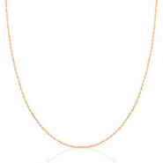 Stainless steel necklaces Mix&Match Rose Gold