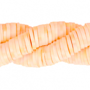 Katsuki beads 4mm Peach