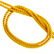 Trendy cord woven Spectra Yellow
