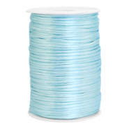 Satin wire 2.5mm Ice Blue