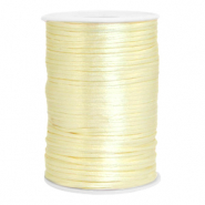 Satin wire 2.5mm Tender Yellow