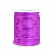 Satin wire 1.5mm Purple