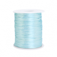Satin wire 1.5mm Ice Blue
