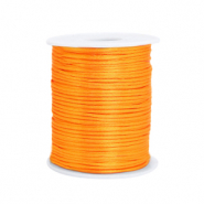 Satin wire 1.5mm Orange
