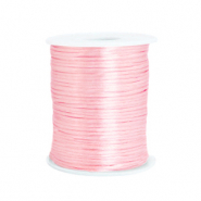 Satin wire 1.5mm Light Rose