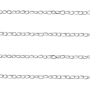 925 Silver findings belcher chain Silver