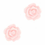 Rose beads 10mm Peachskin Rose