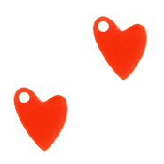 Plexx charms heart Scarlet Red