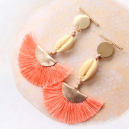 Inspirational Sets Colourful earrings with new tassels