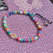 Inspirational Sets Colourful bracelets and necklaces with Katsuki beads