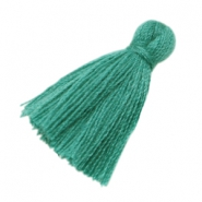 Small tassels Turmaline green