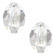 Swarovski Elements different shapes 4128 - 14x10mm oval Crystal