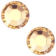 Swarovski Elements SS30 flat back stone (6.4mm) Light colorado topaz