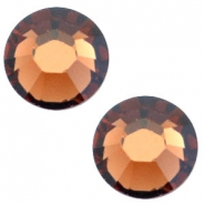 Swarovski Elements SS20 flat back stone (4.7mm) Smoke topaz