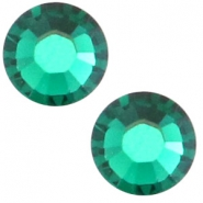 Swarovski Elements SS20 flat back stone (4.7mm) Emerald green