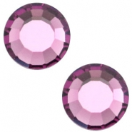 Swarovski Elements SS20 flat back stone (4.7mm) Amethyst purple