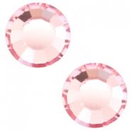 Swarovski Elements SS20 flat back stone (4.7mm) Light rose