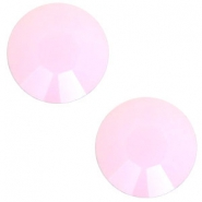 Swarovski Elements SS20 flat back stone (4.7mm) Rose alabaster