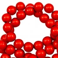 Miracle 3D beads 6mm Aurora Red