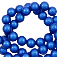 Miracle 3D beads 12mm Cobalt Blue
