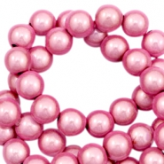 Miracle 3D beads 12mm Pink