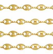 Stainless Steel belcher chain