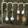 Get started with a new project: the freshwater pearl charms and connectors