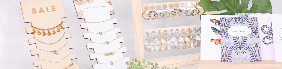 Jewellery display & storage