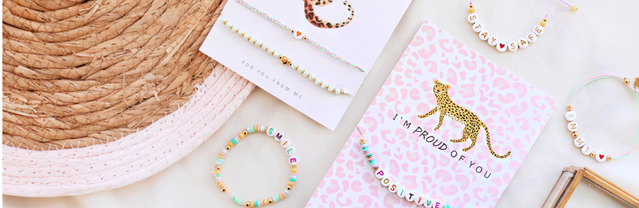 Smiley beads and charms